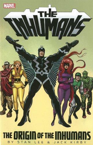 Download Inhumans: The Origin of the Inhumans ebook