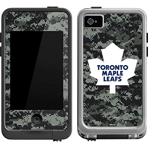 NHL Toronto Maple Leafs LifeProof fre iPod Touch 4th Gen Skin - Toronto Maple Leafs Camo (Ipod Toronto Skin Maple Leafs)