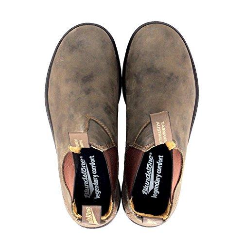 Blundstone Brown Rustic Unisex Classic Scarpe Comfort 0Uq0r8