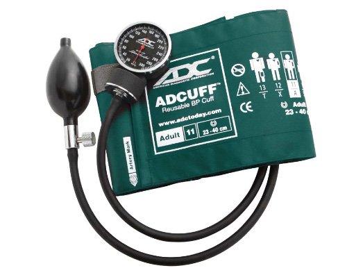 ADC Diagnostix 720 Pocket Aneroid Sphygmomanometer with A...