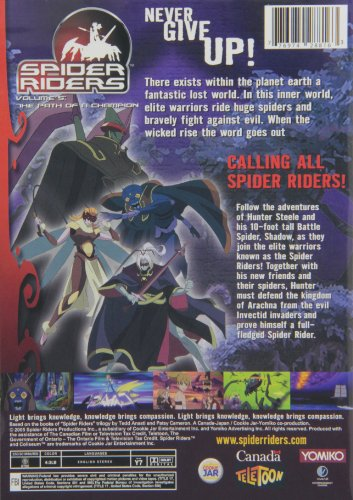 Spider Riders V5 Path Of A Champion