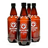 BrewDemon Craft Beer Kit with Bottles - Conical