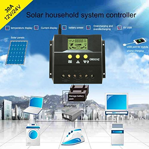 liping-30a50a-12v24v-lcd-solar-panel-battery-regulator-charge-controller-auto-pwm-30a