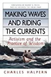 img - for Making Waves and Riding the Currents: Activism and the Practice of Wisdom by Halpern, Charles(January 21, 2008) Hardcover book / textbook / text book