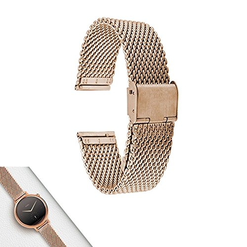 Nogis Stainless Steel Watchband Strap
