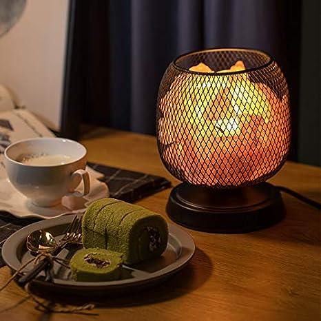 Prime Amazon Com Himalayan Glow Lamp Himiliansalt Lamps Night Light With Wiring Cloud Nuvitbieswglorg