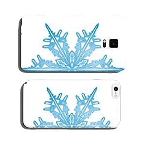 Eisblume Snow Flower, symbol, sign, Winter, Snow cell phone cover case Samsung S5