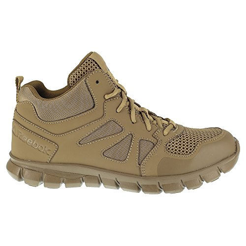 Sublite Tactical Mens Coyote Military and RB8406 Reebok Cushion Boot 5wgR1nYw