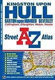 Hull Street Atlas (A-Z Street Atlas)