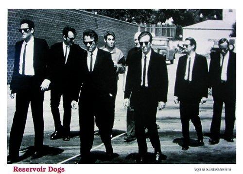 Reservoir Dogs Poster (36