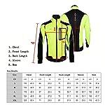 Docooler-Giacca-Ciclismo-Antivento-Manica-Lunga-Inverno-Caldo-Biciclette-MTB-Abbigliamento