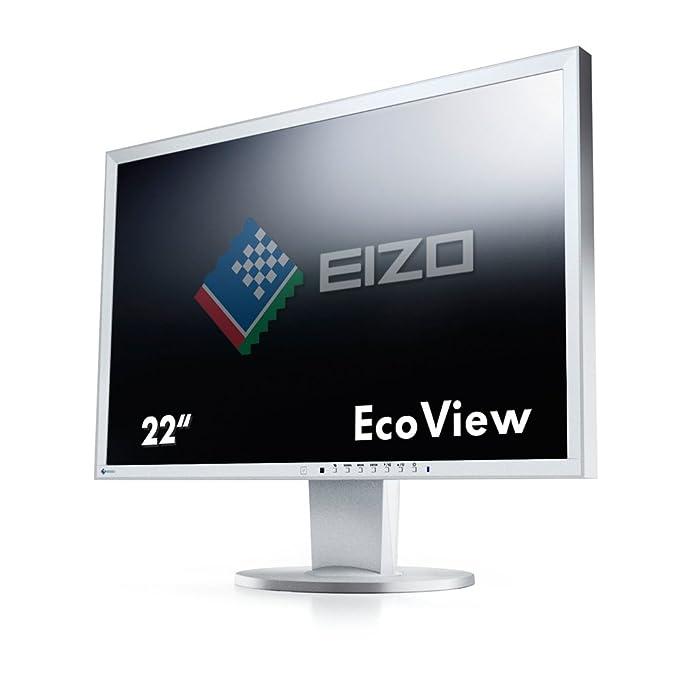 """3 opinioni per Eizo EV2216WFS3-GY Monitor LCD, Widescreen, 22"""", Grigio"""