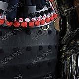 ★ Japanese Black Laces Silk Armor Rüstung Art