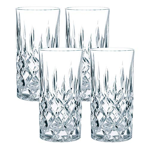 Nachtmann Noblesse Long Drink Glass, Set of 4