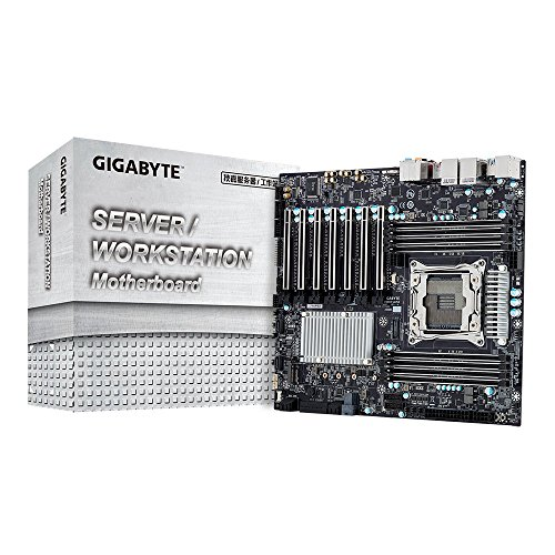 Server Gbe Motherboard - Gigabyte MW51-HP0 (Intel C422 Express Chipset/LGA 2066/ CEB/ DDR4/ 2xGbE LAN/ 10xSATA3/ 1 xM.2/ 1xU.2/ Server Motherboard)