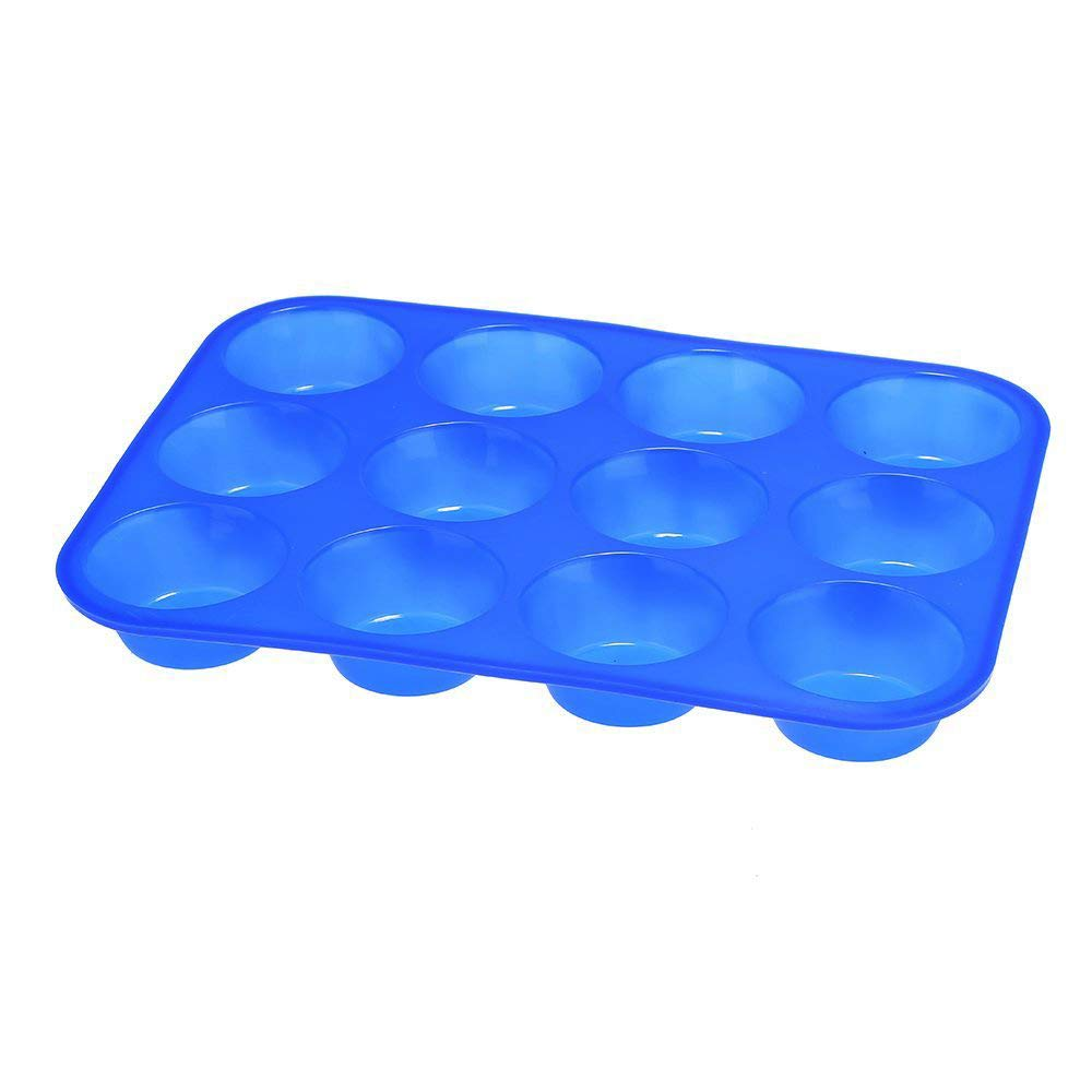 12 Cups Cupcake Mould Cup Cake Tray Muffin Tray For Baking Kitchen Craft CCINEE