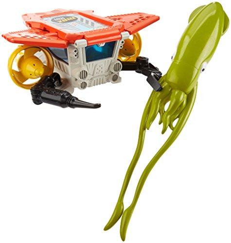 Matchbox Elite Rescue Squid Marine Boat - coolthings.us