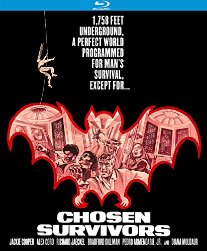 Chosen Survivors (1974) [Blu-ray]