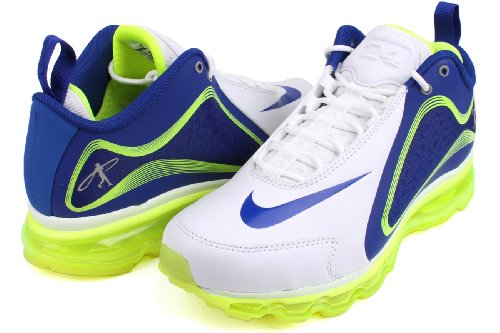 Nike Air Griffey Max 360 Blanco / Hypr Blue-vlt-rflct 538408-104