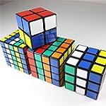 Oostifun Shengshou Magic Cube Black C...
