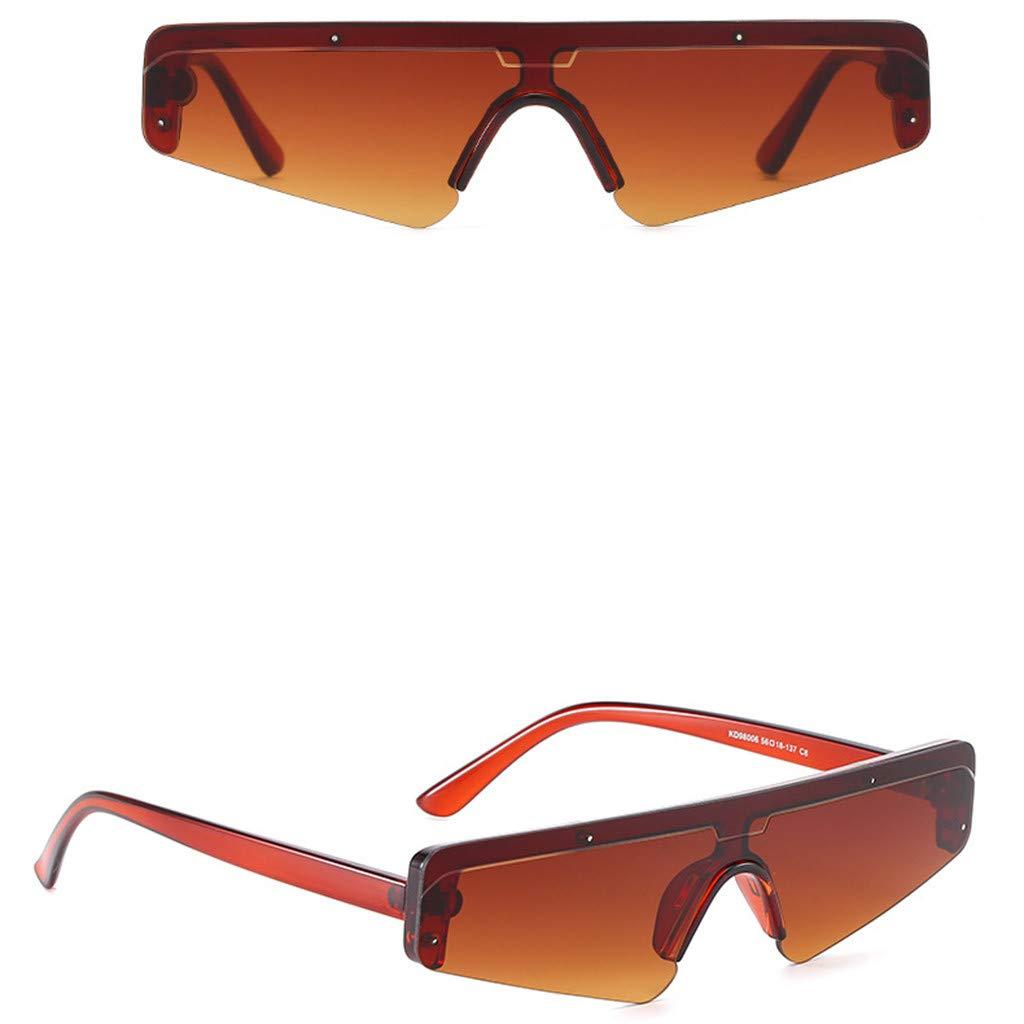 Holata Unisex Vintage Eye Sunglasses Retro Eyewear Fashion Radiation Protection