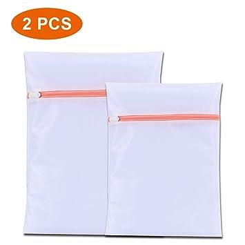 Amazon.com: AB - 2 bolsas de malla para ropa sucia, 1 grande ...
