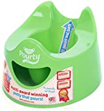 Pourty International Limited Easy-to-Pour Potty, Green