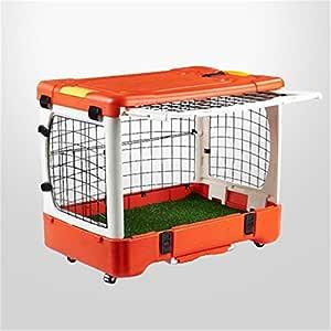 Jomax - Jaula para perro, jaula para perro grande y jaula para ...