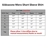 Uideazone-Mens-Womens-3D-Printed-Pattern-Short-Sleeve-Shirt-Cool-Graphics-Tees-Tops