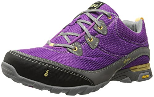 Ahnu Women's Sugarpine Air Mesh Fashion Sneaker, Dahlia, 10 M US