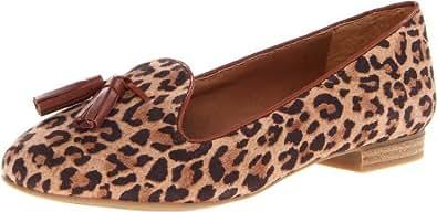 Lucky Women's Dolce Flat,Luxe Leopard,5 M US