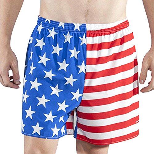 V-notch Shorts Running Mens Clothing - Boa Mens Stretch 4.5