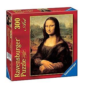 Ravensburger 14005 Leonardo La Gioconda Puzzle 300 Pezzi Art Collection