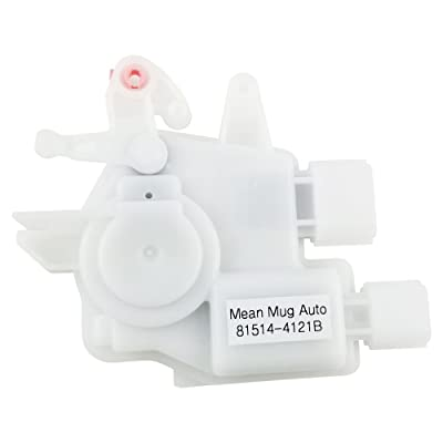 Mean Mug Auto 81514-4121B Driver's Side Door Lock Actuator Motor - For: Honda, Acura - Replaces OEM #: 72155-SDA-A01: Automotive