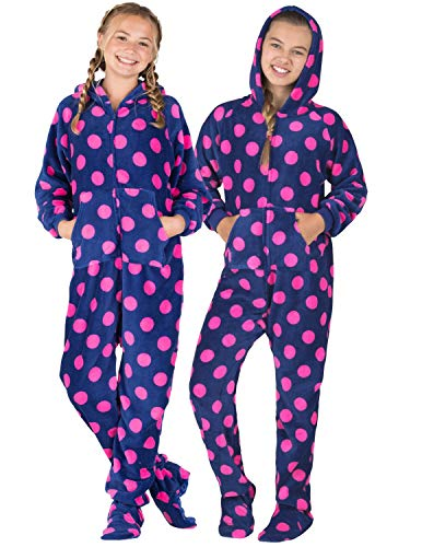 Footed Pajamas X Large (Pajamas Footed Teens)