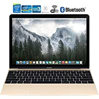Apple MacBook MK4N2LL/A 12 Laptop with Retina Display 512 GB, Gold - (Certified Refurbished)