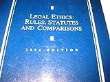 Legal Ethics 9780820569918