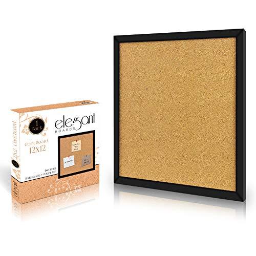Elegant Boards Cork Bulletin Board 12