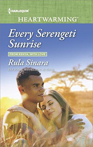 Every Serengeti Sunrise by Rula Sinara
