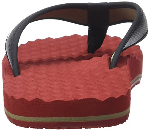 The North Face Base Camp, Men's Flip Flops Red (Bossa Nova Red/Kelp Tan)
