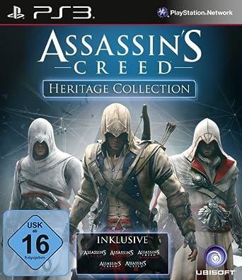 Assassin's Creed Heritage Collection [Importación Alemana]