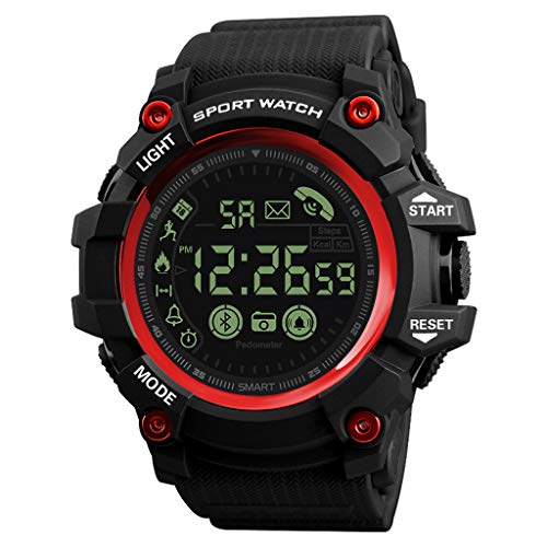Best Wristwatch With Bluetooths - XBKPLO Digital Watch for Mens,Bluetooth Sport