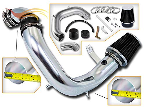 RSG Racing Cold Air Intake Kit BLACK Compatible For 03-05 Dodge Neon SRT-4 Model only