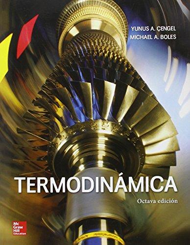 Descargar Libro Termodinámica - 8ª Edición Yunus Cengel