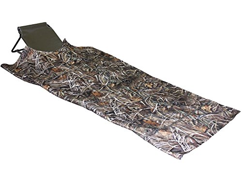 Beavertail 435 Sniper Deluxe Lay Out Blind Swamper ()