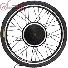 "Good Quality36/48V 1000W 20"", 24"", 26"", 700C, 28"", 29er E-bike Driving Brushless Gearless Hub Motor+Rim+Spokes+Tyre Front Wheel"