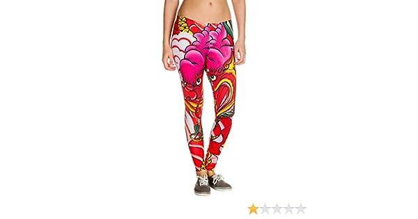 ee2dc1fec03a9b Adidas Originals 2015 Q2 Women Dragon P Legging by Rita Ora A96217 at  Amazon Women's Clothing store: