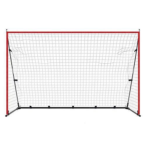 ポータブルサッカーゴールFootbal 8 x 5 ftトレーニングサッカーゴールquick-set Soccer Goal Net USストック B0787TG9C2