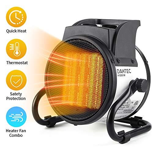 DAHTEC Space Electric Heat