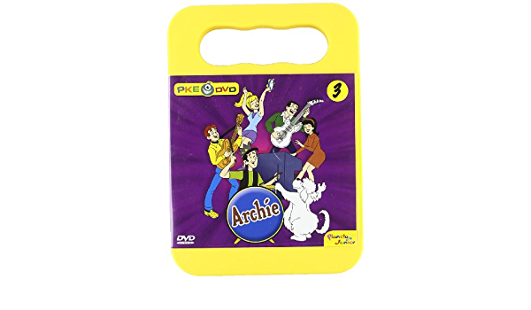 Archie 3 (Pke) [DVD]: Amazon.es: John Erwin, Dal McKennon ...